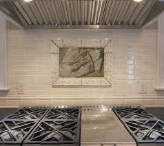 Kitchen Tile Backsplash Murals Kitchen Tile Murals Pacifica Tile Art Studio