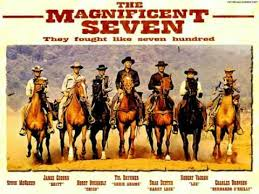 Resultado de imagem para sete homens e um destino