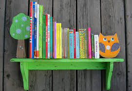 Image result for fun kids book shelf
