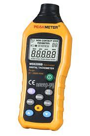 <b>Тахометр PeakMeter MS6208B</b> купить в Минске: цена, описание ...