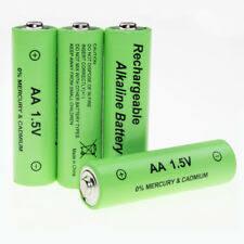 Аккумуляторные батареи 1.5 В - огромный выбор по лучшим ...