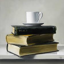 Resultado de imagen de lectura y café