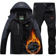 2019 <b>CCIVICFREE</b> Men Waterproof <b>Jacket</b> Pants Outdoor Trekking ...