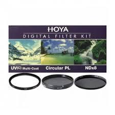 Купить Набор <b>фильтров</b> HOYA Digital <b>Filter Kit</b>: 52mm UV(C) HMC ...
