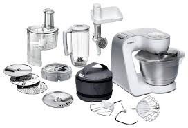 <b>Комбайн Bosch MUM</b> 5 MUM58252 — Кухонные <b>комбайны</b> и ...