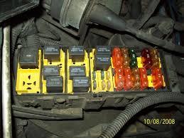 zj flasher relay location jeepforum com fuse box under the hood