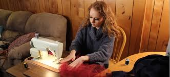 Student crafts a <b>stitch</b> in time for <b>2018 fashion</b> show | Ohio State ...
