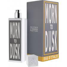 <b>Eau d'Italie</b>: <b>Morn to</b> Dusk EDT - Etiket