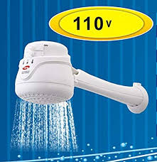 LORENZETTI CORAL 110V <b>Electric</b> Instant Hot Water Shower <b>Head</b> ...