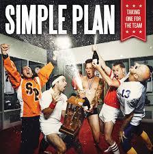 <b>Simple Plan</b> – <b>Taking</b> One For the Team | Album Reviews ...