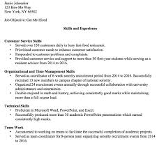 this sly resume trick will land you an interview even if you ve a sample skills based resume