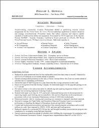 military resume example   sample military resumeairforce to aviation resume