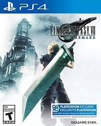 <b>Final Fantasy Vii</b> Remake Playstation 4: PlayStation 4: Computer ...