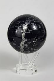 <b>Глобус</b> самовращающийся <b>Mova Globe</b> d12 см Звездное небо ...
