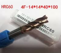 HRC60 Coating <b>Milling Cutter</b>