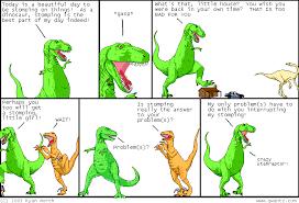 Dinosaur Comics | Know Your Meme via Relatably.com