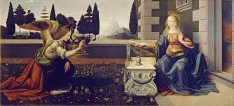 annunciations figuring the feminine in renaissance art the image