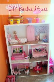 diy barbie house diy barbie dollhouse furniturebookshelf barbie doll furniture diy