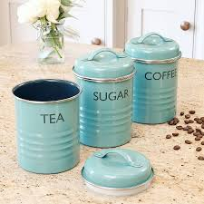 Green Kitchen Canister Set French Enamel Storage Tins Beautiful Set Of 5 Vintage Kitchen