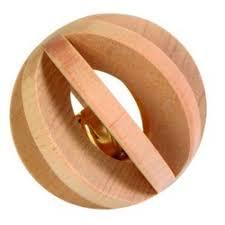 Игрушка <b>Trixie для</b> грызунов <b>шар</b> с колокольчиком ø6 см ...
