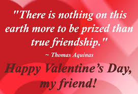 Best valentine day sms for friends via Relatably.com