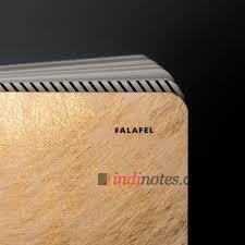 <b>Falafel books Блокнот</b> для записей Falafel Twist gold <b>А5</b> купить в ...