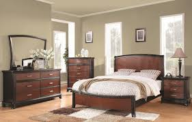 vintage bedroom interior ideas waplag architecture gray wall paint brown bedstead headboard wooden flooring impressive home architectural mirrored furniture design ideas wood