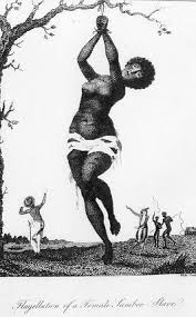 the antiblackness of modern day slavery abolitionism  opendemocracy flagellation of a female samboe slave  by william blake