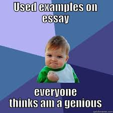 How To Keep Your Reader Engrossed To Your Essay. - quickmeme via Relatably.com