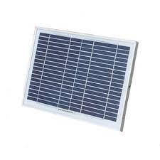 <b>10w 18v Solar Panel</b> Poly Module Roof Car Light Camping 12v ...