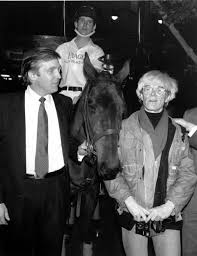 donald trump and andy warhol vintage photos of him andy warhol 31 vintage photos of him celebrities you wouldn t expect
