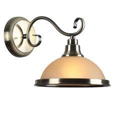 <b>Бра Arte Lamp</b> Safari <b>A6905AP</b>-<b>1AB</b> – купить за 2430 рублей в ...