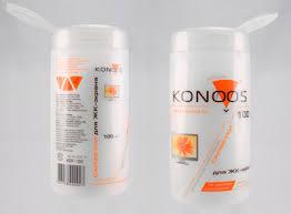 Чистящие салфетки <b>Konoos KBF-100 салфетки</b> чистящие. Кол-во ...