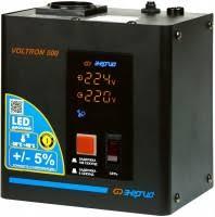 Energiya <b>Voltron 500</b> 0.5 кВА (Е0101-0153) – купить <b>стабилизатор</b> ...