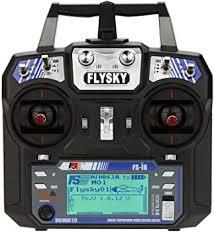 GoolRC <b>Flysky FS</b>-<b>i6</b> AFHDS 2A 6CH Radio System Transmitter for ...