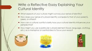reflective essay on entrepreneurship essay on cultural