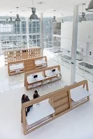 ca c cool dans le genre le support devient surface si les tables blanches basculent irapuato guanajuato mexico national laboratory of genomics for awesome open office plan coordinated