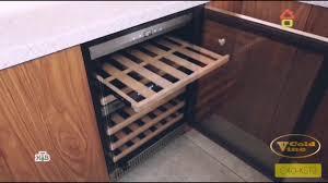 <b>Винный шкаф Cold</b> Vine модель C40 KST2 (дачный ответ ...