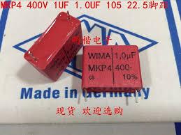 <b>2019 hot sale 10pcs/20pcs</b> German capacitor WIMA MKP4 400V ...