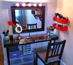 awesome diy black makeup vanity for interior designing home ideas with diy black makeup vanity awesome diy makeup