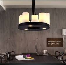 buy modern pendant lamps round candle stand holders drop light lighting fixture for restaurant home bar cafe deco new fashion from reliable decorative candle decorative modern pendant lamp
