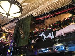 The Breslin Bar And Dining Room Bun Boy Eats Nyc The Breslin Midtown East Brunch