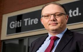 Neil Hendry, Giti Tire's European Internet Strategy and E-Commerce Manager. Based at the company's UK headquarters in Cheshire, Neil will be responsible for ... - rsz_tread_8_-_web_-_giti_tire_moves_online_with_newly_created_e-commerce_role_-_pic