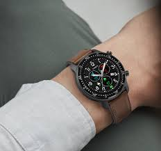 Timex и <b>Huami</b> представили <b>умные часы</b> Metropolitan с 2 ...