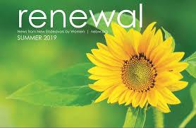 ReNEWal <b>Summer 2019</b> – <b>New</b> Endeavors by <b>Women</b>