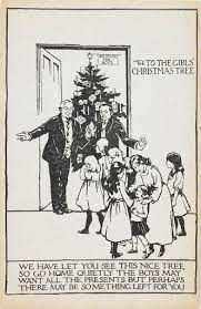 postcard, To the <b>Girl's Christmas</b> Tree - Suffrage Atelier — Google ...