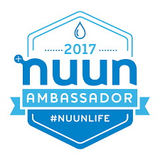 what inspires you official 2017 nuun ambassador
