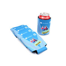 Hige Quality Foldable Stubby cooler stubbie holder with Customized ...