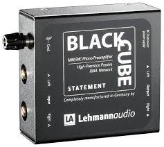 <b>Фонокорректор Lehmannaudio</b> Black Cube Statement купить по ...