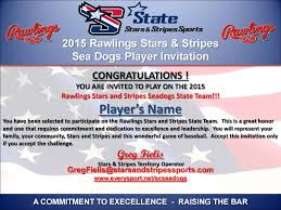 so cal stars stripes seadogs > home the program was noticed by stars and stripes sports and was awarded the territory operator designation for southern california validating the efforts of the